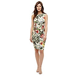 Phase Eight - Multicoloured evangelie floral dress