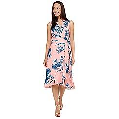 Phase Eight - Pink felita floral dress