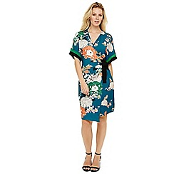 Phase Eight - Ivana oriental print wrap dress
