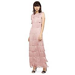 Phase Eight - Pink ismay fringe dress