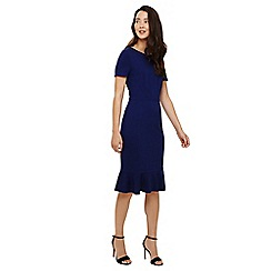Phase Eight - Blue reagan ponte dress