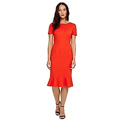 Phase Eight - Red reagan ponte dress
