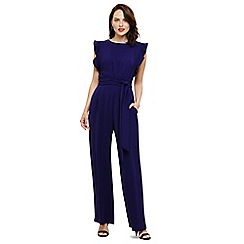 Phase Eight - Purple victoriana jumpsuit