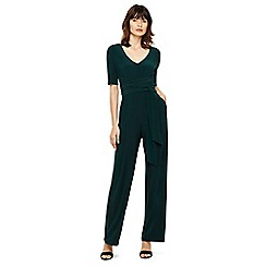 Phase Eight - Ever green luna tie jumpsuit