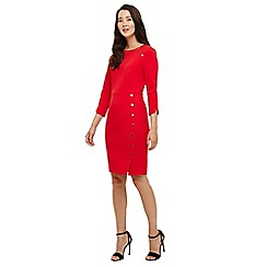 Phase Eight - Red leanna dress