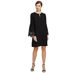 Phase Eight - Black angelica dress
