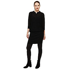 Phase Eight - Black becca shirt dress