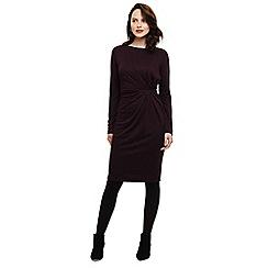 Phase Eight - Purple trishna twist dress