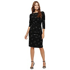 Phase Eight - Luisa twinkle velvet dress