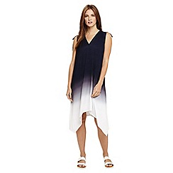 Phase Eight - Blue Oska Ombre Beach Dress