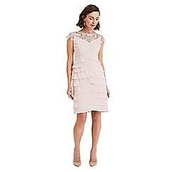 Phase Eight - Pink faith layered dress