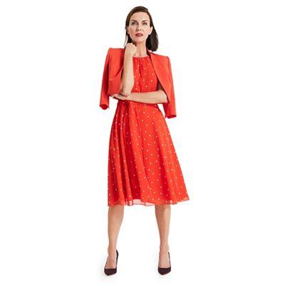 Fernanda Phase DressDebenhams Eight Spot Red 0wXOkP8n