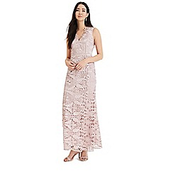 Phase Eight - Pink Zoey Lace Maxi Dress