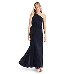 Phase Eight - Blue jojo one shoulder dress