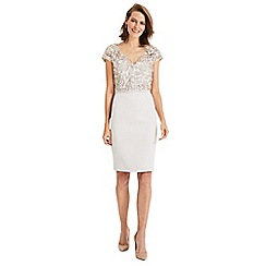 Phase Eight - Cream Charlotte Lace Dress
