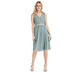 Phase Eight - Green romy tulle dress