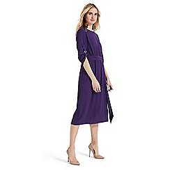 Phase Eight - Purple Rachael Midi Dress
