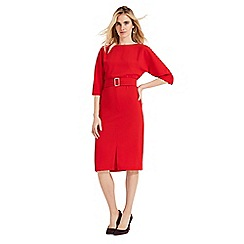 Phase Eight - Red cristabel dress