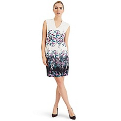 Phase Eight - Multicoloured Dina floral dress