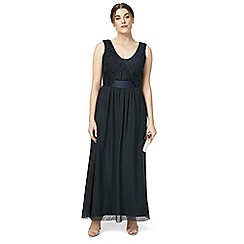 Studio 8 - Navy Luna maxi dress