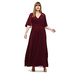 Studio 8 - Sizes 12-26 Berry opal dress