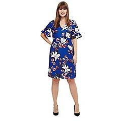 Studio 8 - Sizes 12-26 Priscilla floral dress