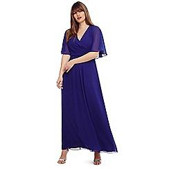 Studio 8 - Size 12-26 Cobalt opal maxi dress