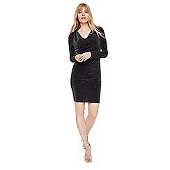 Damsel in a dress - Sparkle jersey dress