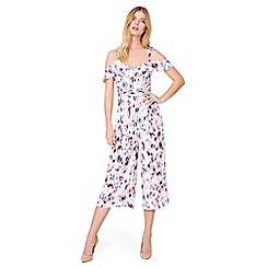 Damsel in a dress - Multicoloured indi printed jumpsuit
