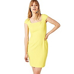 Damsel in a dress - Yellow sheridan dress
