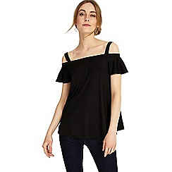 Phase Eight - Fiona frill bardot top
