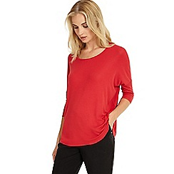 Phase Eight - Bordeaux catrina top