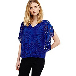 Phase Eight - Beth bubble burnout top