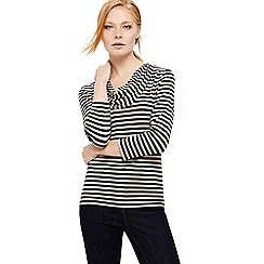 Phase Eight - Multicoloured carrie stripe top