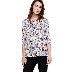 Phase Eight - Multicoloured jackson print top