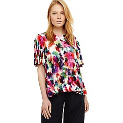 Phase Eight - Multicoloured sabella print top