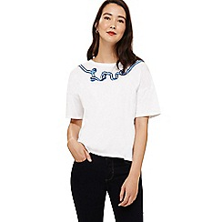 Phase Eight - White love t-shirt