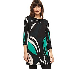 Phase Eight - Brea print tunic top