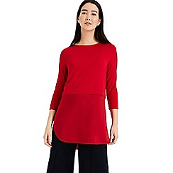 Phase Eight - Red Sofiya Top