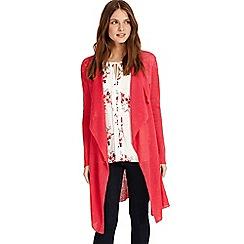 Phase Eight - Pink Luella linen cardigan