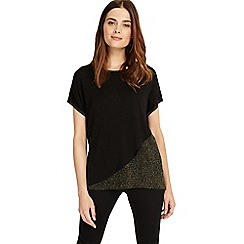Phase Eight - Elizabetta double layer knitted top