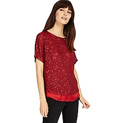 Phase Eight - Sequin macey knitted jumper