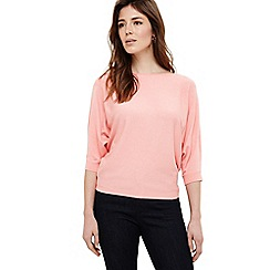 Phase Eight - Pink cristine batwing knitted jumper