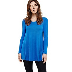 Phase Eight - Cobalt cali swing knitted top