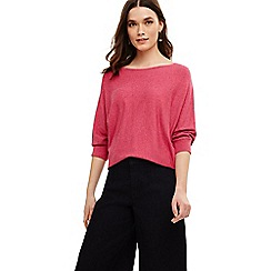 Phase Eight - Pink smart coloured fleck becca jumper
