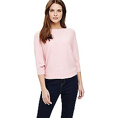 Phase Eight - Pink becca coloured fleck jumper