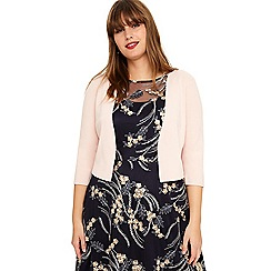 Studio 8 - Sizes 14-26 Blush carrie cover up