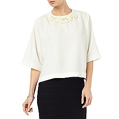 Phase Eight - Dakota beaded blouse