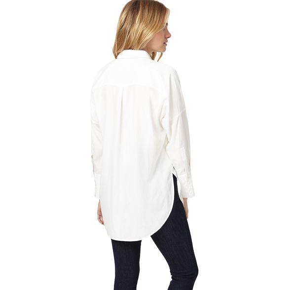 pria Phase shirt White Eight tencel AqFwfxZA