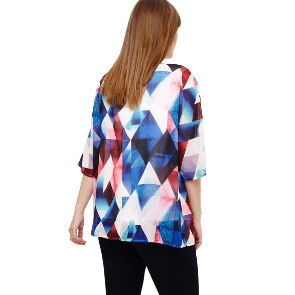 Studio blouse Maggie 8 26 print 12 Sizes fOfqCwr